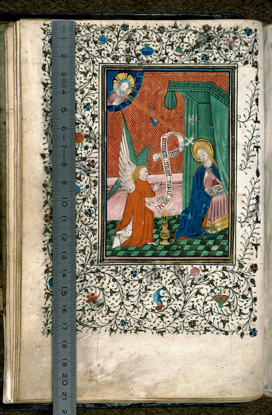 Carpentras, Bibl. mun., ms. 0081, f. 013v - vue 1