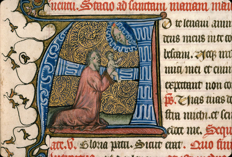 Carpentras, Bibl. mun., ms. 0083, f. 001 - vue 3