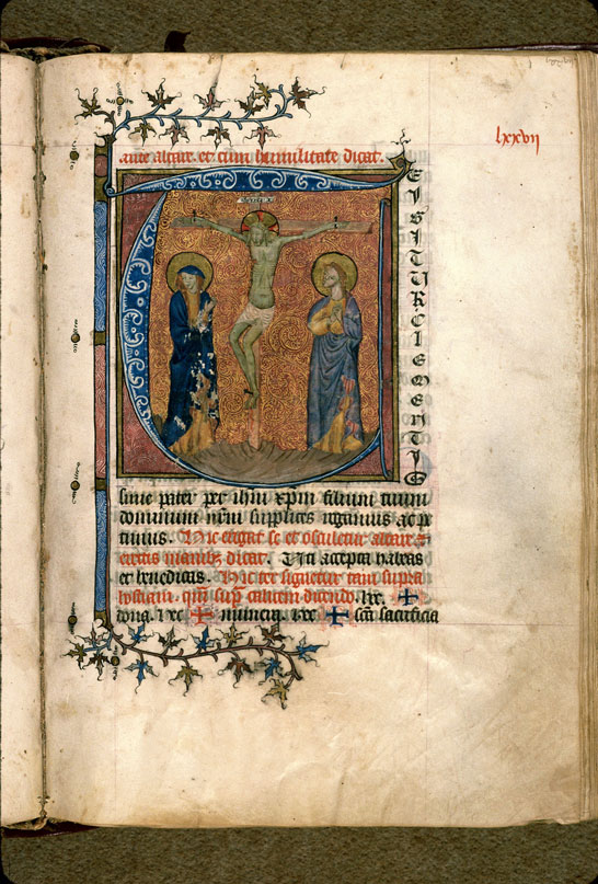 Carpentras, Bibl. mun., ms. 0083, f. 077 - vue 1