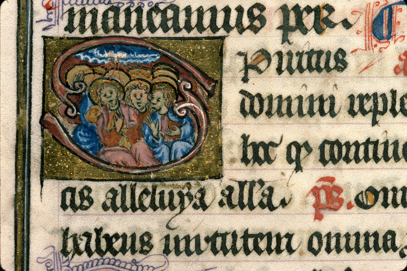Carpentras, Bibl. mun., ms. 0083, f. 095v - vue 2
