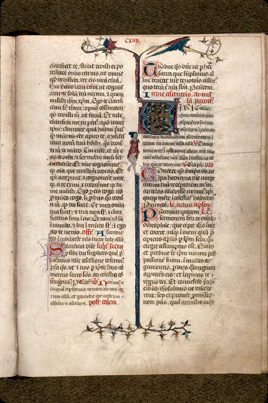 Carpentras, Bibl. mun., ms. 0087, f. 114 - vue 1