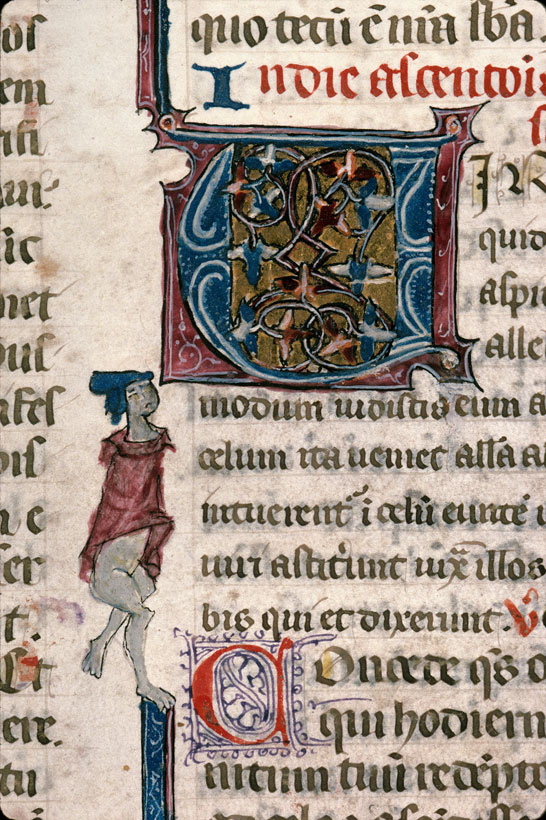 Carpentras, Bibl. mun., ms. 0087, f. 114 - vue 2