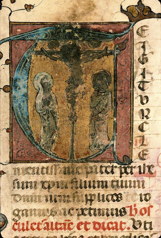 Carpentras, Bibl. mun., ms. 0092, f. 096 - vue 2