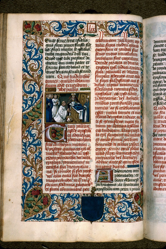 Carpentras, Bibl. mun., ms. 0095, f. 059v - vue 1