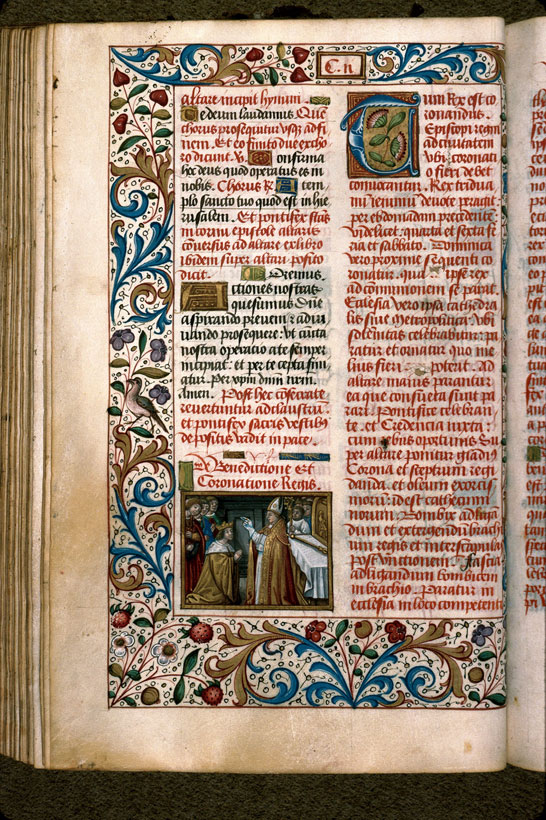 Carpentras, Bibl. mun., ms. 0095, f. 102v - vue 1