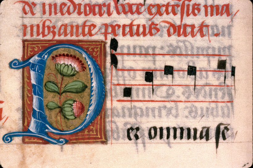 Carpentras, Bibl. mun., ms. 0095, f. 114v - vue 3