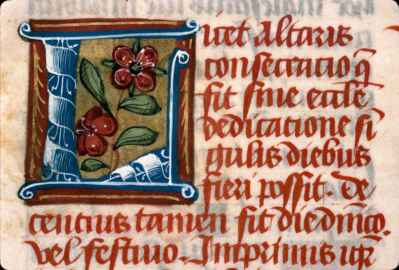 Carpentras, Bibl. mun., ms. 0095, f. 167v - vue 2