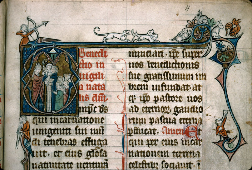 Carpentras, Bibl. mun., ms. 0096, f. 004 - vue 3