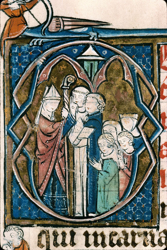 Carpentras, Bibl. mun., ms. 0096, f. 004 - vue 5