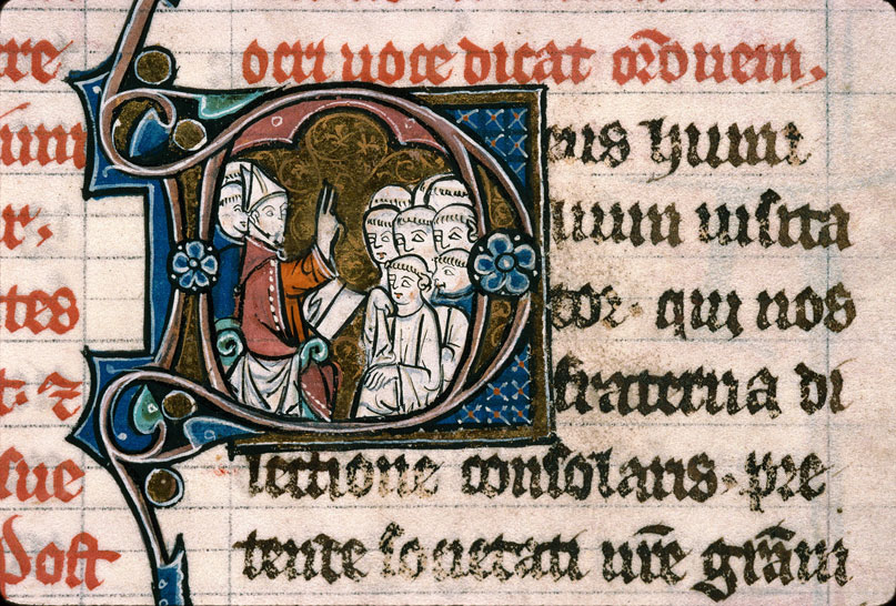 Carpentras, Bibl. mun., ms. 0096, f. 029 - vue 2