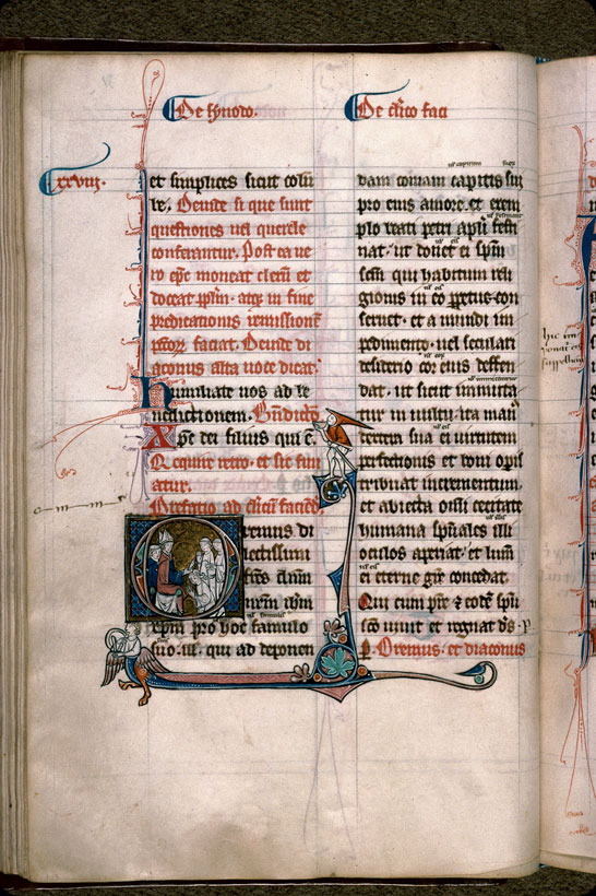 Carpentras, Bibl. mun., ms. 0096, f. 031v - vue 1