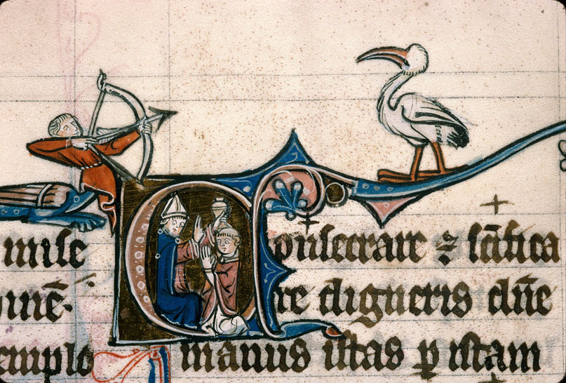 Carpentras, Bibl. mun., ms. 0096, f. 050v - vue 2
