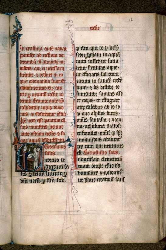 Carpentras, Bibl. mun., ms. 0096, f. 052 - vue 1