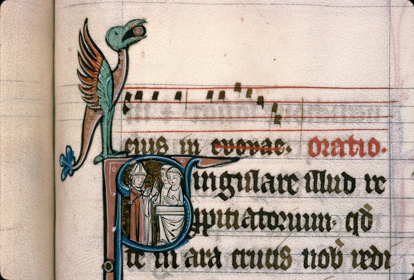 Carpentras, Bibl. mun., ms. 0096, f. 061 - vue 2
