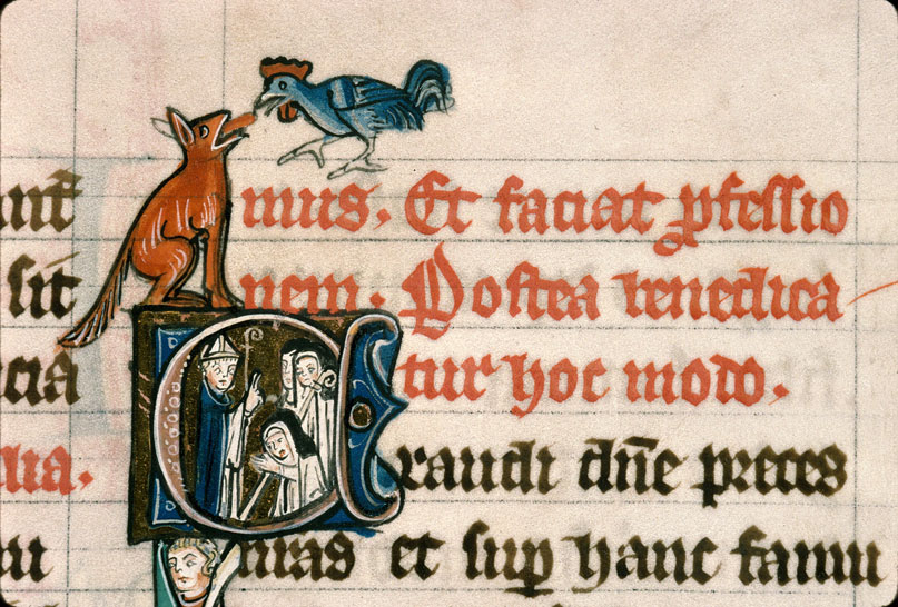 Carpentras, Bibl. mun., ms. 0096, f. 078 - vue 2