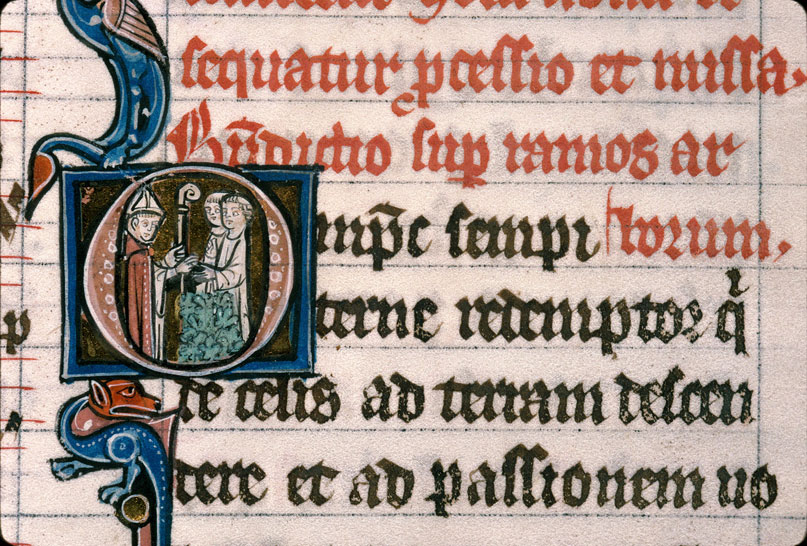 Carpentras, Bibl. mun., ms. 0096, f. 084 - vue 2