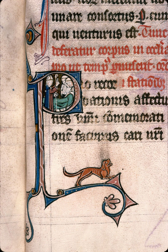 Carpentras, Bibl. mun., ms. 0096, f. 108 - vue 1