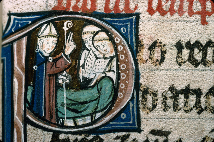 Carpentras, Bibl. mun., ms. 0096, f. 108 - vue 3