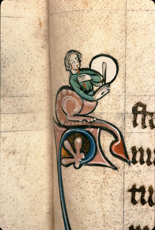 Carpentras, Bibl. mun., ms. 0096, f. 118 - vue 4