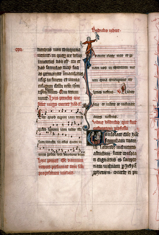 Carpentras, Bibl. mun., ms. 0096, f. 124v - vue 1