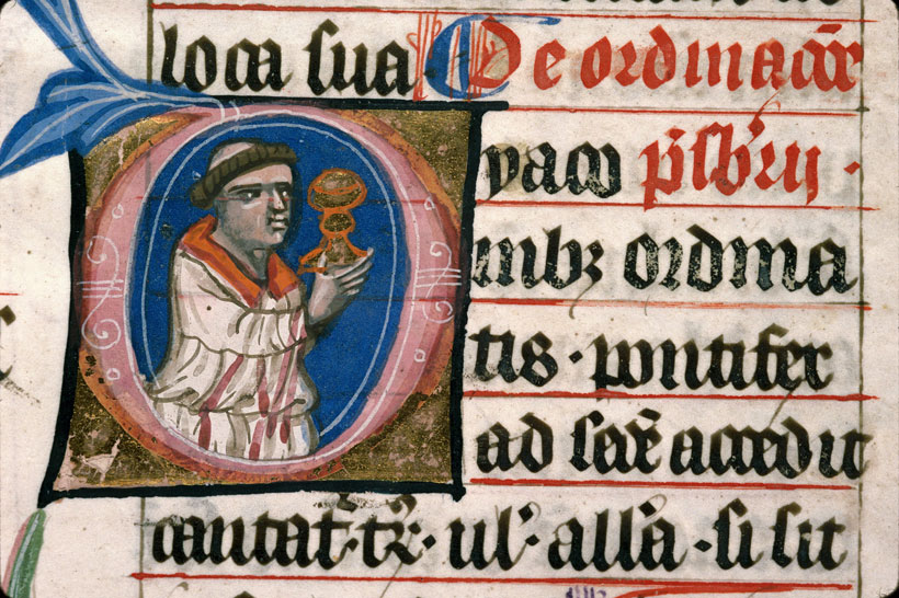 Carpentras, Bibl. mun., ms. 0097, f. 019 - vue 2