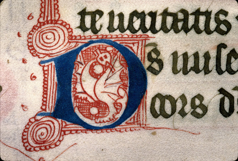 Carpentras, Bibl. mun., ms. 0097, f. 043 - vue 2