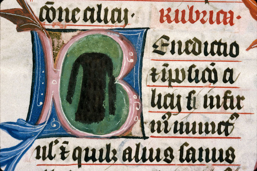 Carpentras, Bibl. mun., ms. 0097, f. 136 - vue 1
