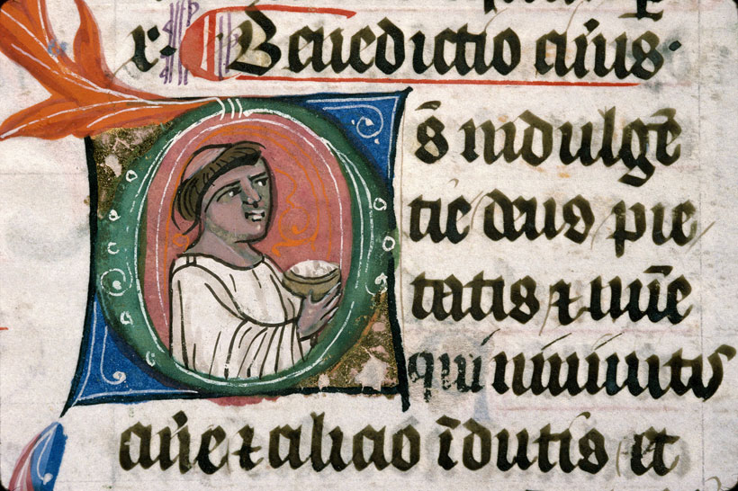 Carpentras, Bibl. mun., ms. 0097, f. 136 - vue 2