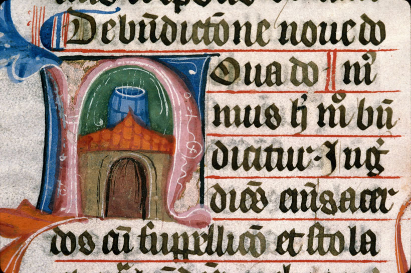 Carpentras, Bibl. mun., ms. 0097, f. 139v - vue 1
