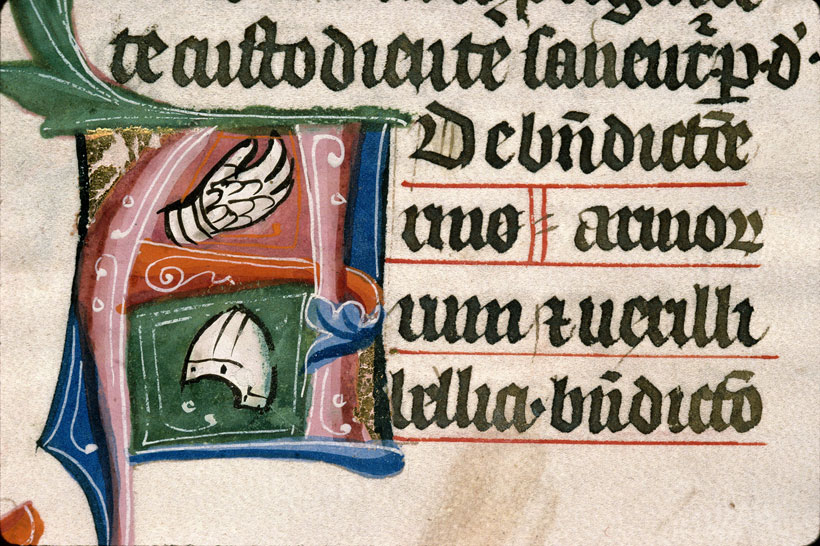 Carpentras, Bibl. mun., ms. 0097, f. 140v - vue 3