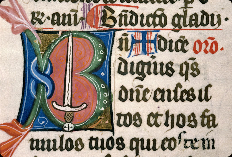 Carpentras, Bibl. mun., ms. 0097, f. 141 - vue 1