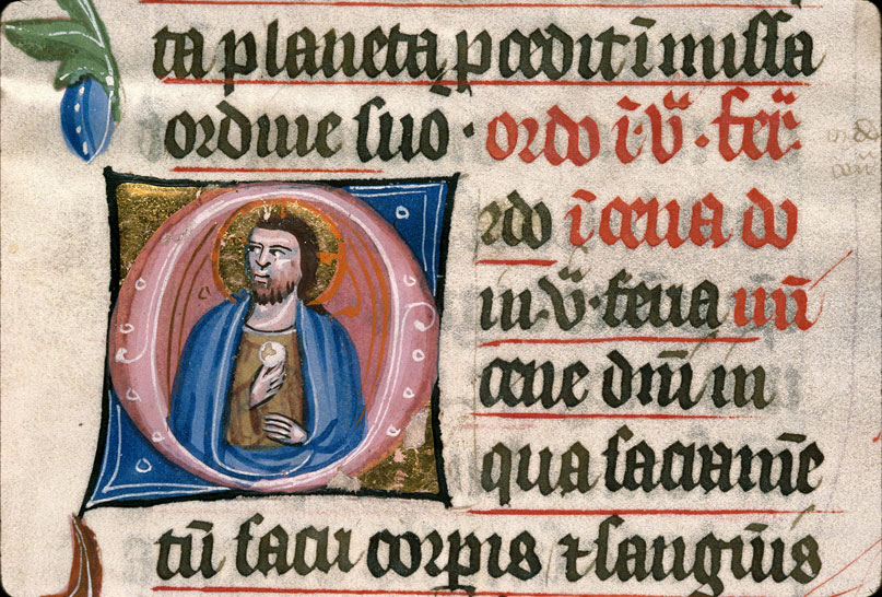 Carpentras, Bibl. mun., ms. 0097, f. 145 - vue 2