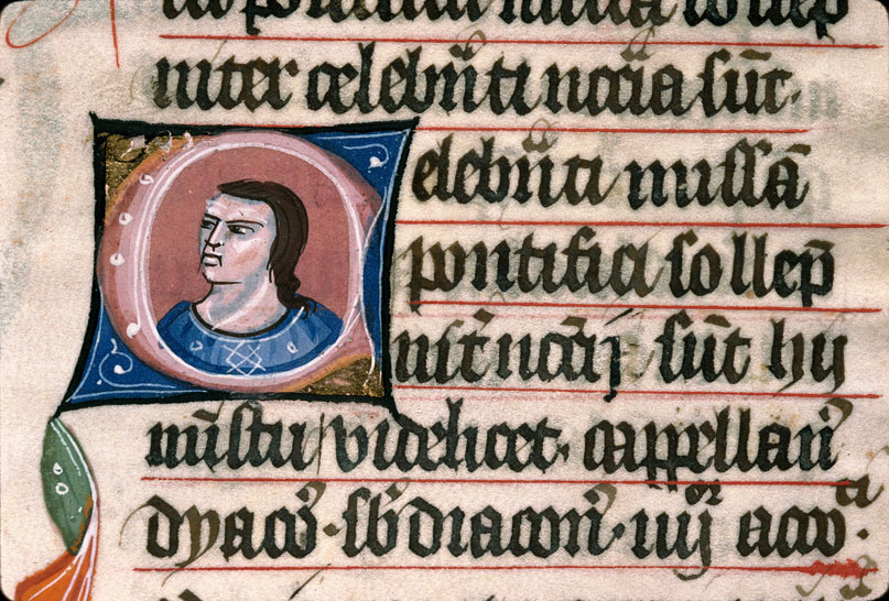 Carpentras, Bibl. mun., ms. 0097, f. 182 - vue 3
