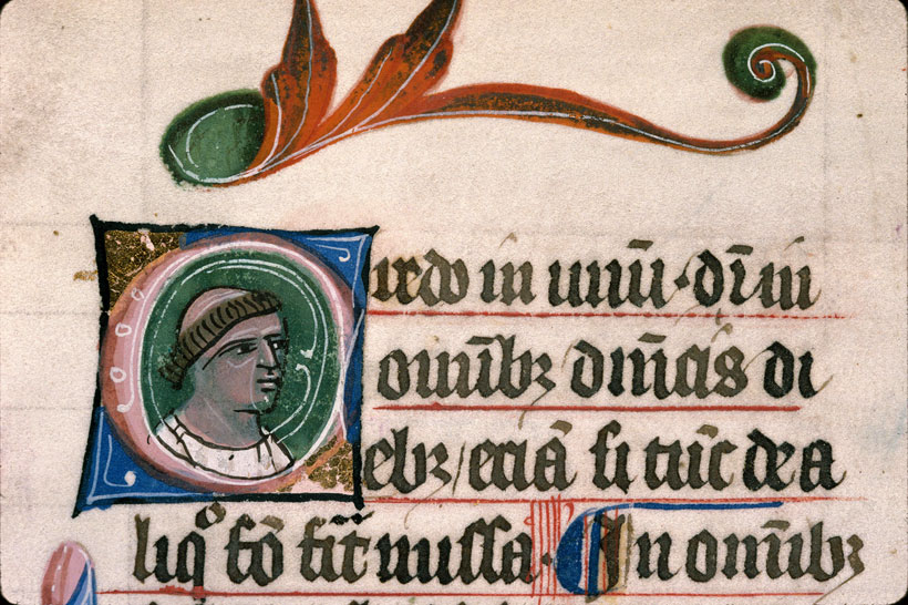 Carpentras, Bibl. mun., ms. 0097, f. 191v - vue 2