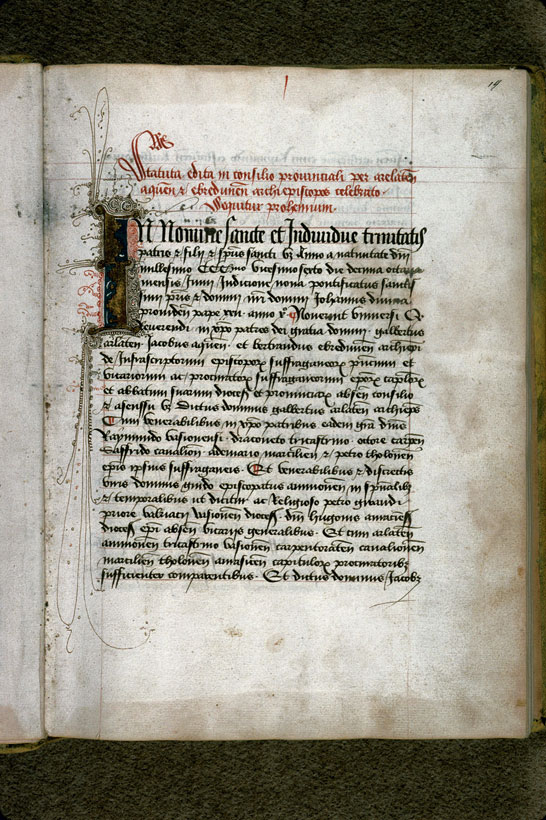 Carpentras, Bibl. mun., ms. 0174, f. 014 - vue 2