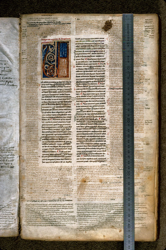 Carpentras, Bibl. mun., ms. 0200, f. 002 - vue 1