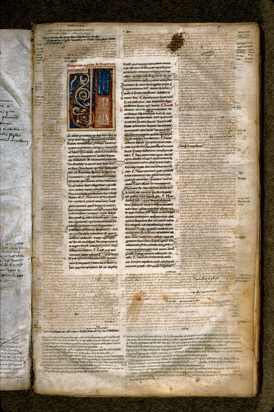 Carpentras, Bibl. mun., ms. 0200, f. 002 - vue 2