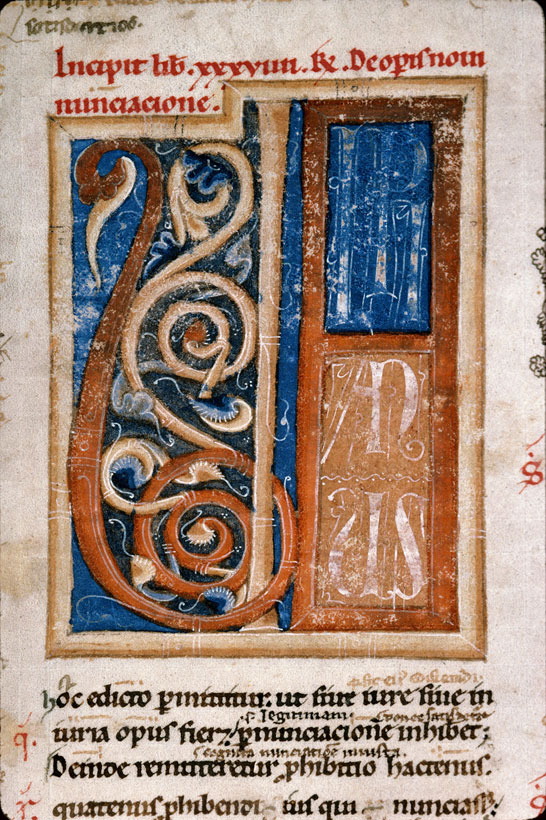 Carpentras, Bibl. mun., ms. 0200, f. 002 - vue 3