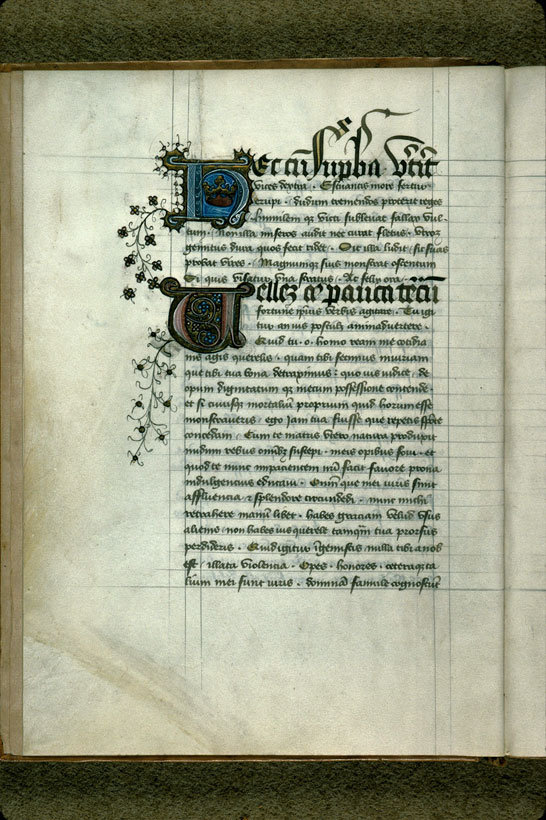 Carpentras, Bibl. mun., ms. 0298, f. 004v - vue 2