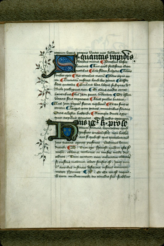 Carpentras, Bibl. mun., ms. 0298, f. 005v - vue 1