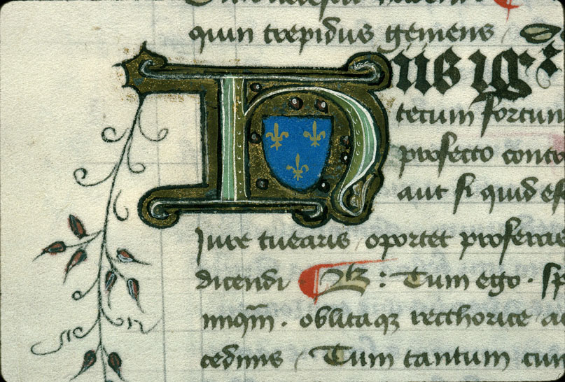 Carpentras, Bibl. mun., ms. 0298, f. 005v - vue 2