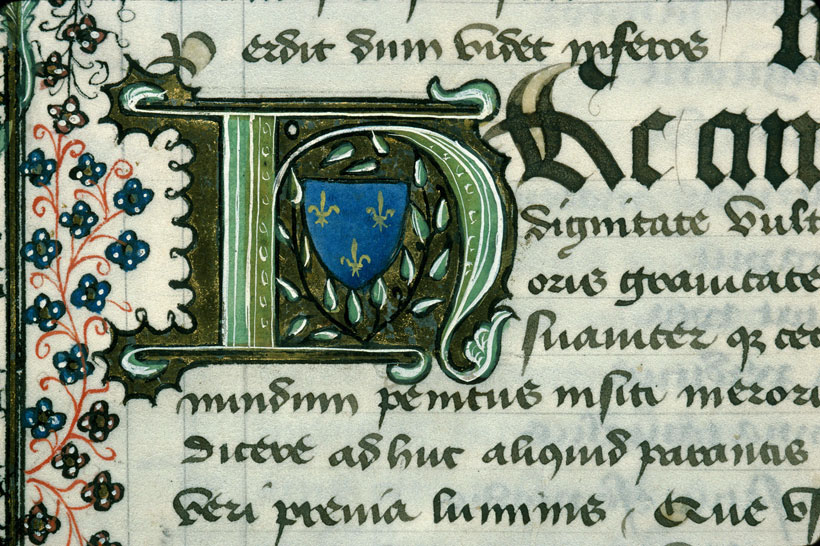 Carpentras, Bibl. mun., ms. 0298, f. 028v - vue 2