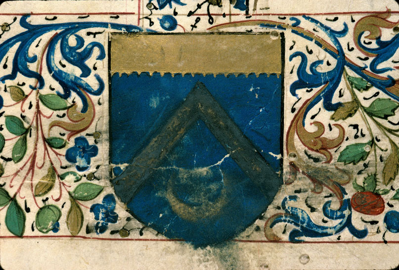 Carpentras, Bibl. mun., ms. 0302, f. 001 - vue 4