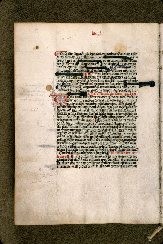 Carpentras, Bibl. mun., ms. 0322, f. 096v - vue 1