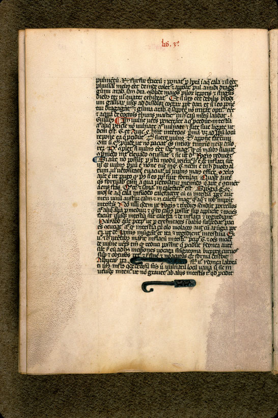 Carpentras, Bibl. mun., ms. 0322, f. 103v - vue 1