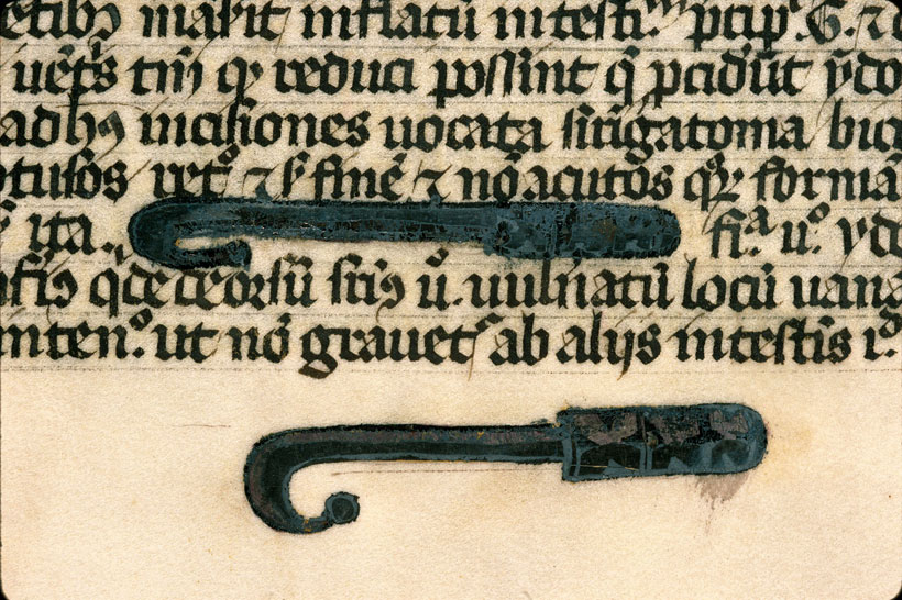 Carpentras, Bibl. mun., ms. 0322, f. 103v - vue 2