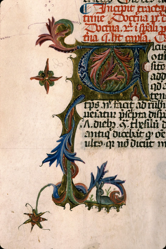 Carpentras, Bibl. mun., ms. 0322, f. 104v - vue 1