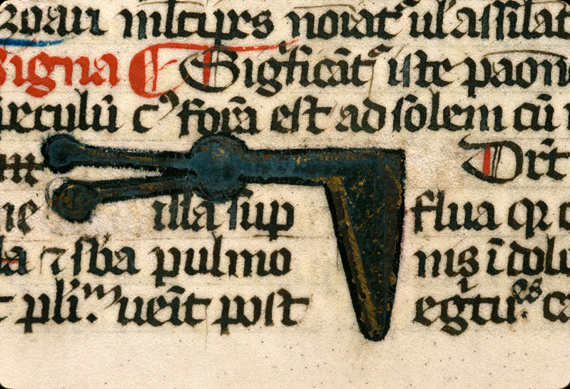 Carpentras, Bibl. mun., ms. 0322, f. 117v - vue 2