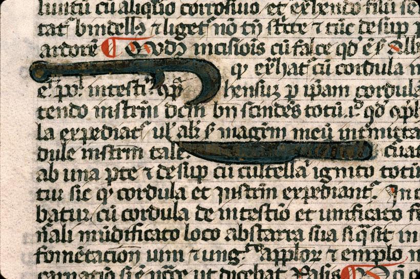 Carpentras, Bibl. mun., ms. 0322, f. 125 - vue 2