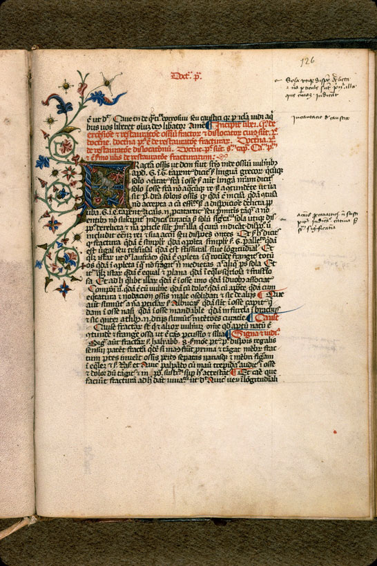 Carpentras, Bibl. mun., ms. 0322, f. 126 - vue 1